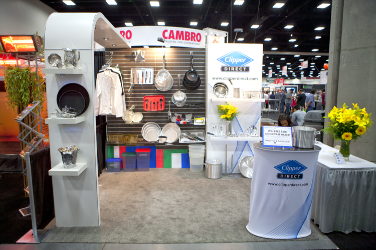 Trade Show Booth Rental Las Vegas NV | Exhibit Potential