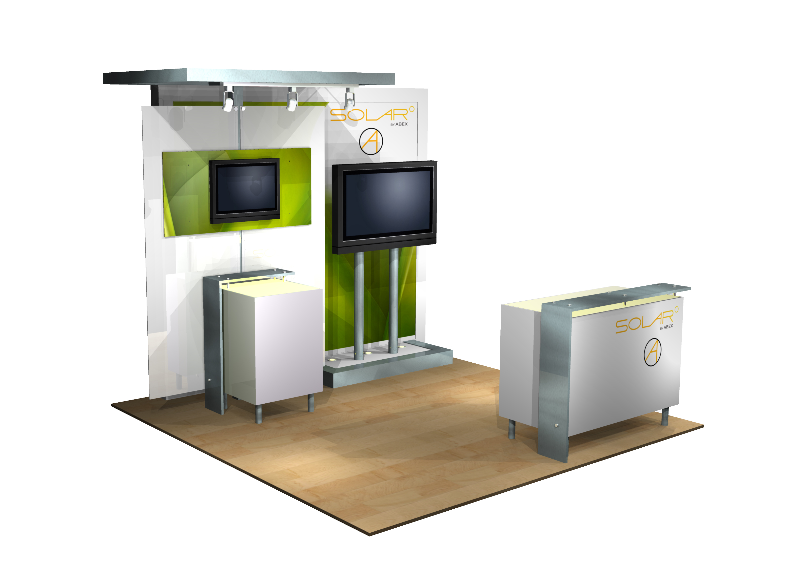 turnkey trade show booth Anaheim CA