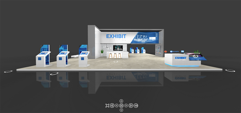 Exhibit Potential VR Booth (1)